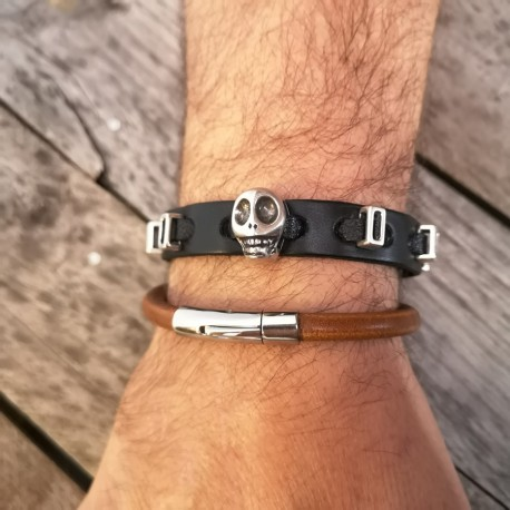 Bracelet Jack skull