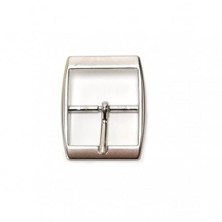 Boucle 3.5 cm n°31 solide double petite rectangle