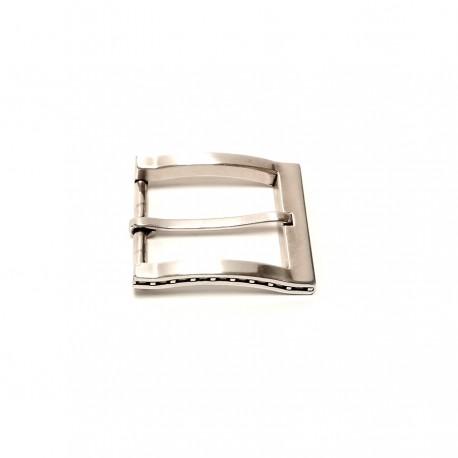 Boucle homme ceinture classique 3.5 cm Voyageur