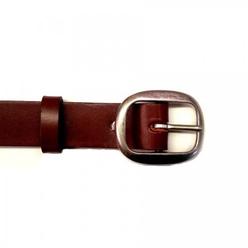 Boucle de qualité originale pour ceinture cuir artisan Voyageur