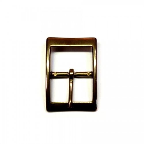 Boucles pour ceinture 35 mm n°23 laiton massif solide qualité artisan Voyageur