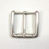 Ceinture et Boucle classique n°63 cuir véritable 4 cm (pression)