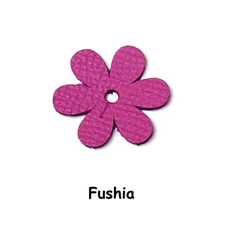 Fleur Fushia pour Accroch'Fleurs