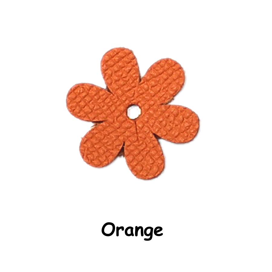 Fleur Orange pour Accroch'Fleurs