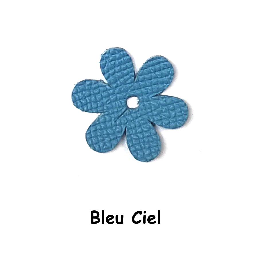 Fleur Bleu Ciel pour Accroch'Fleurs