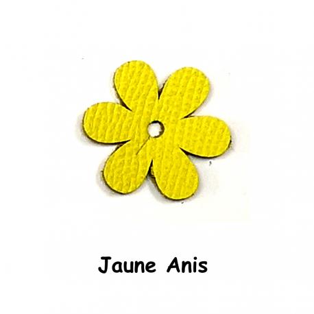 Fleur Jaune Anis pour Accroch'Fleurs