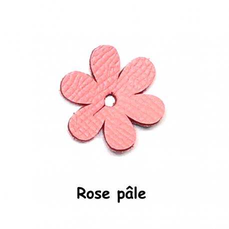 Fleur Rose pâle pour Accroch'Fleurs