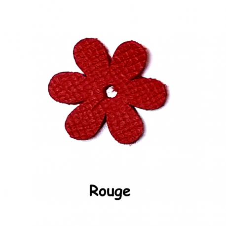 Fleur Rouge pour Accroch'Fleurs