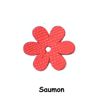Fleur Saumon pour Accroch'Fleurs