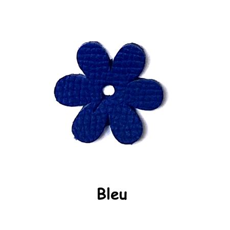 Fleur Bleu pour Accroch'Fleurs