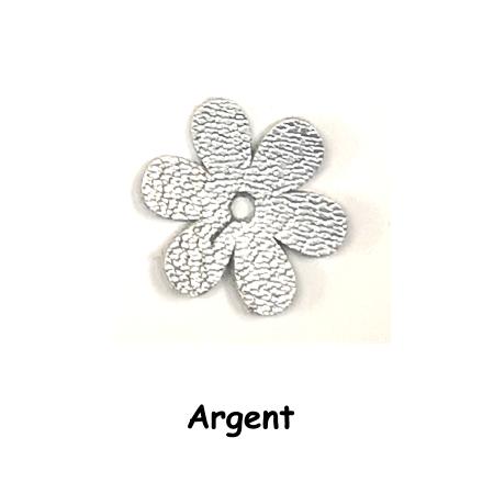 Fleur Argent pour Accroch'Fleurs