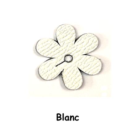 Fleur Blanc pour Accroch'Fleurs