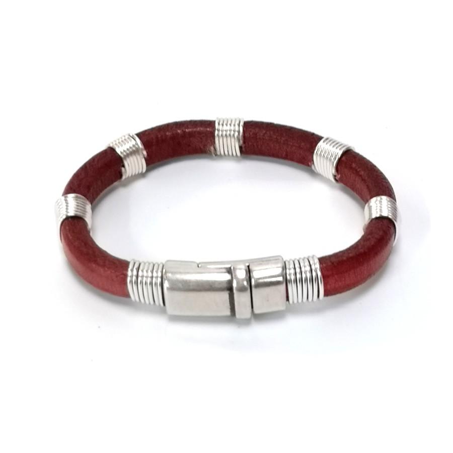 Bracelet cuir Regalis